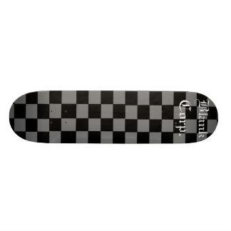 O Corp. vazio Embarque Shape De Skate 20,6cm