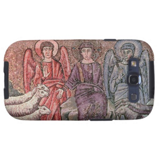 O cristo separa os carneiros das cabras, 6o CEN Capas Samsung Galaxy S3