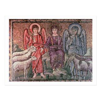 O cristo separa os carneiros das cabras, 6o CEN Cartão Postal