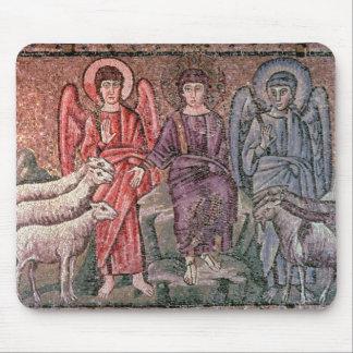 O cristo separa os carneiros das cabras, 6o CEN Mouse Pad