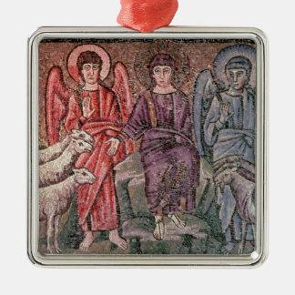 O cristo separa os carneiros das cabras, 6o CEN Ornamentos Para Arvore De Natal