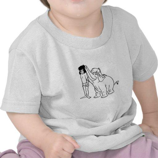 o desgaste das crianças tshirts