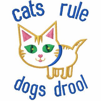 O design engraçado do amante do gato