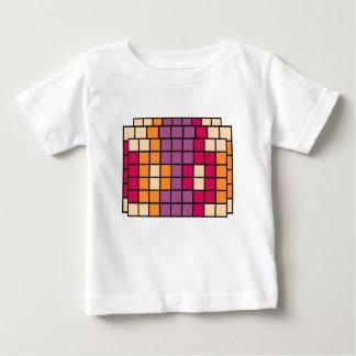 O design retro da arte caçoa o tshirt
