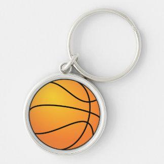 O destino do basquetebol ostenta o lazer chaveiro