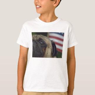 O Dia da Independência de Bubba caçoa a camisa