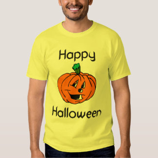 O Dia das Bruxas feliz (5) T-shirts