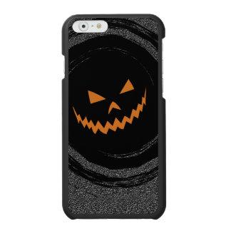 O Dia das Bruxas Jack de incandescência O'Lantern Capa Carteira Incipio Watson™ Para iPhone 6