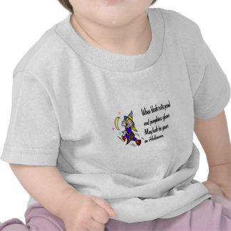 O Dia das Bruxas T-shirt