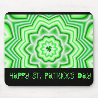 O dia de St Patrick feliz Mouse Pad