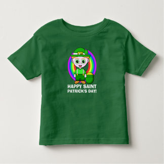 O dia feliz de Patrick de santo Camiseta Infantil