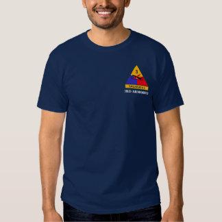 ó Divisão blindada Tshirts