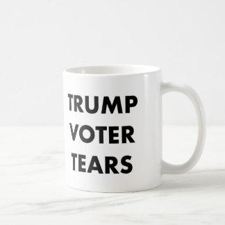 O eleitor do trunfo rasga a caneca