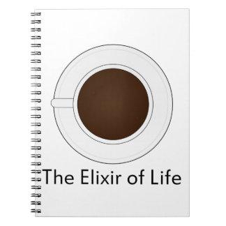 O elixir do caderno da vida
