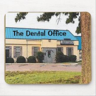 O escritório dental Mousepad