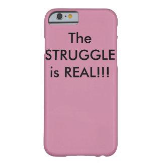 O esforço é REAL!!! capas de iphone