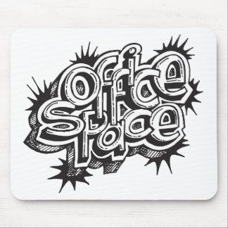 """O """"espaço de escritórios"""" Mousepad 2"""