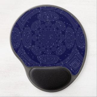 O espaço tempo paralelo de Shibori do universo da Mouse Pad Em Gel