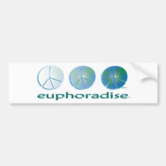 o euphoradise DESVANECE-SE w Adesivo Para Carro