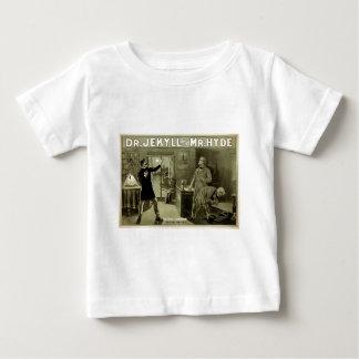 O exemplo estranho do Dr. Jekyll e do Sr. Hyde Camisetas