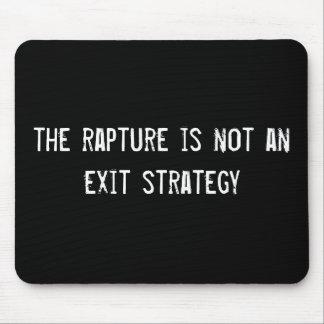 o êxtase não é uma estratégia de saída mouse pads