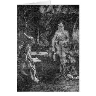 O fantasma de Marley Cartão
