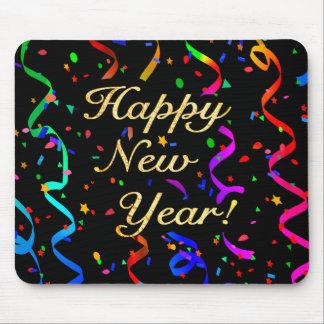 """O """"feliz ano novo! """"mousepad mousepad"""