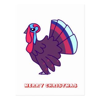 O Feliz Natal, por Nekoni, obtem afastado para o X Cartão Postal
