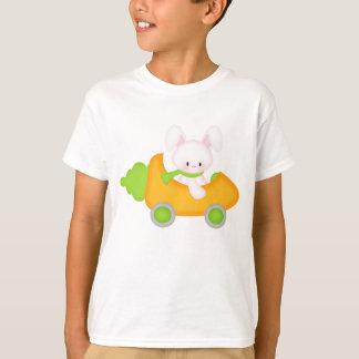 O feriado do coelhinho da Páscoa dos desenhos Tshirt