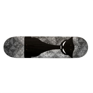 O gato de Lotus Shape De Skate 18,7cm