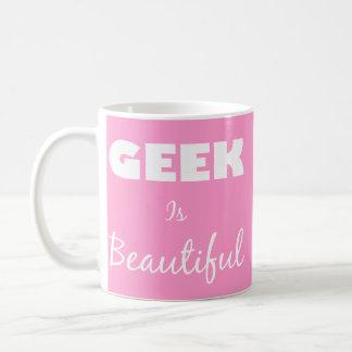 O geek de LearningCandy é inspirado bonito Caneca