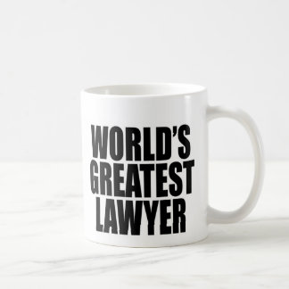 O grande advogado do mundo caneca
