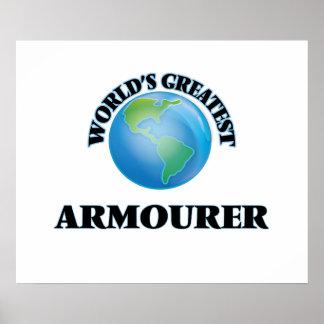 O grande Armourer do mundo
