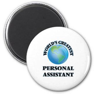 O grande assistente pessoal do mundo imã