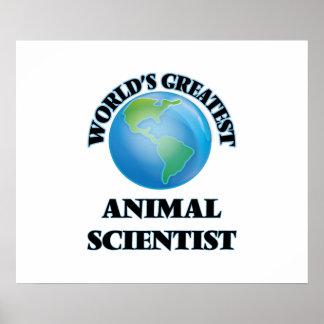 O grande cientista animal do mundo