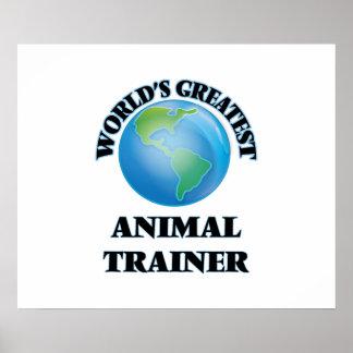 O grande instrutor animal do mundo