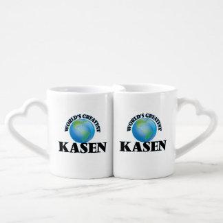 O grande Kasen do mundo Canecas Lovers