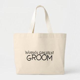 O grande noivo dos mundos bolsa para compras