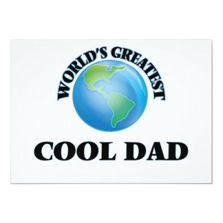 O grande pai legal do mundo convites personalizados