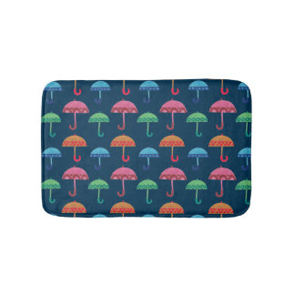 O guarda-chuva extravagante tapete de banheiro