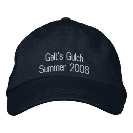 O Gulch de Galt Bonés
