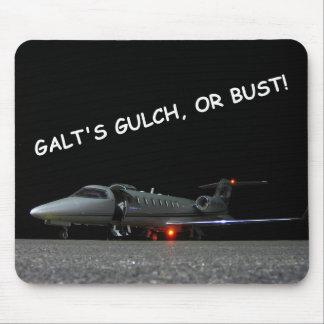 O Gulch de Galt ou o busto Mousepad