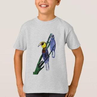 O hornbill de Blyth T-shirt