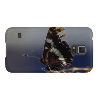 O inseto mágico Wildlfe Samsung da borboleta Capinhas Galaxy S5