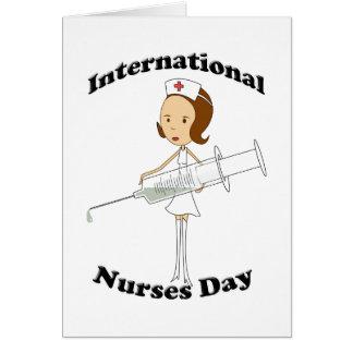 O International nutre o dia Cartão
