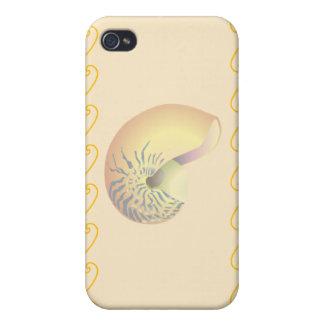 o iPhone 4 oceanos desvanece-se caso Capa iPhone 4
