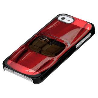 O iPhone SE/5/5S do carro de esportes cancela o Capa Para iPhone SE/5/5s Clear