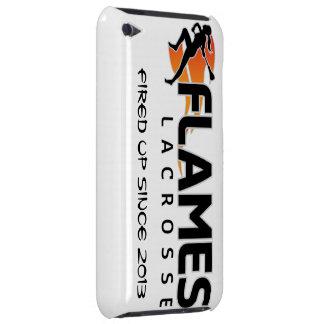 o ipod touch arde o caso do Lacrosse Capa Para iPod Touch