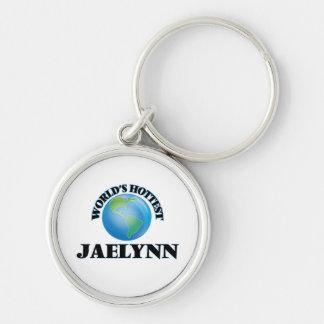 O Jaelynn o mais quente do mundo Chaveiros