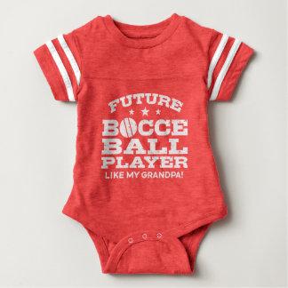 O jogador futuro da bola de Bocce gosta de meu Camiseta